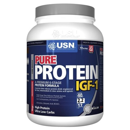 USN Pure Protein IGF1 Strawberry 1kg