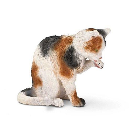 Schleich Cat, Grooming