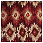 Tesco Rugs Ikat tribal rug 120x170cm