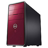 Dell Inspiron 620 Desktop PC (Red)