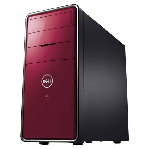 Dell Inspiron 620 Desktop PC (Red)