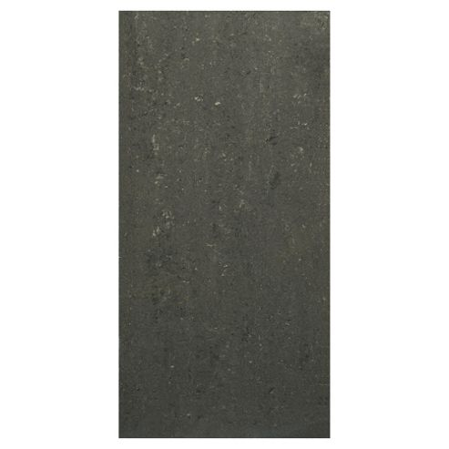 Porcelain Multi Use Tile (60x30cm) Mottle Black