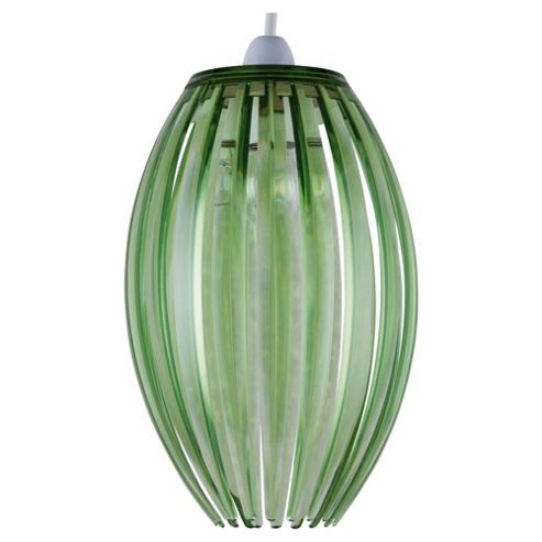 Tesco Lighting Marti Nonelec Acrylic Pendant Green