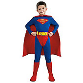 Superman - Child Costume 9-10 years