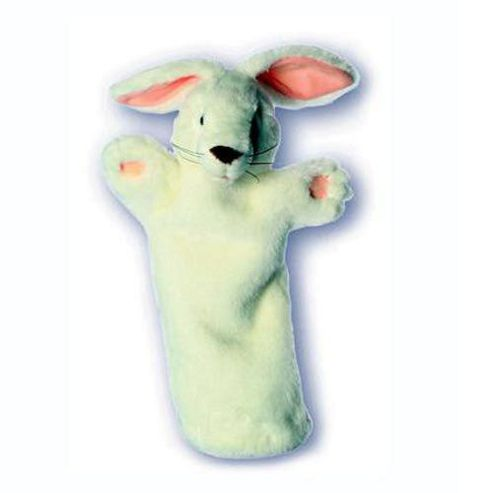The Puppet Company Rabbit (White) Puppet