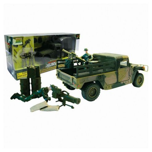 Humvee World Peacekeepers- Assortment – Colours & Styles May Vary