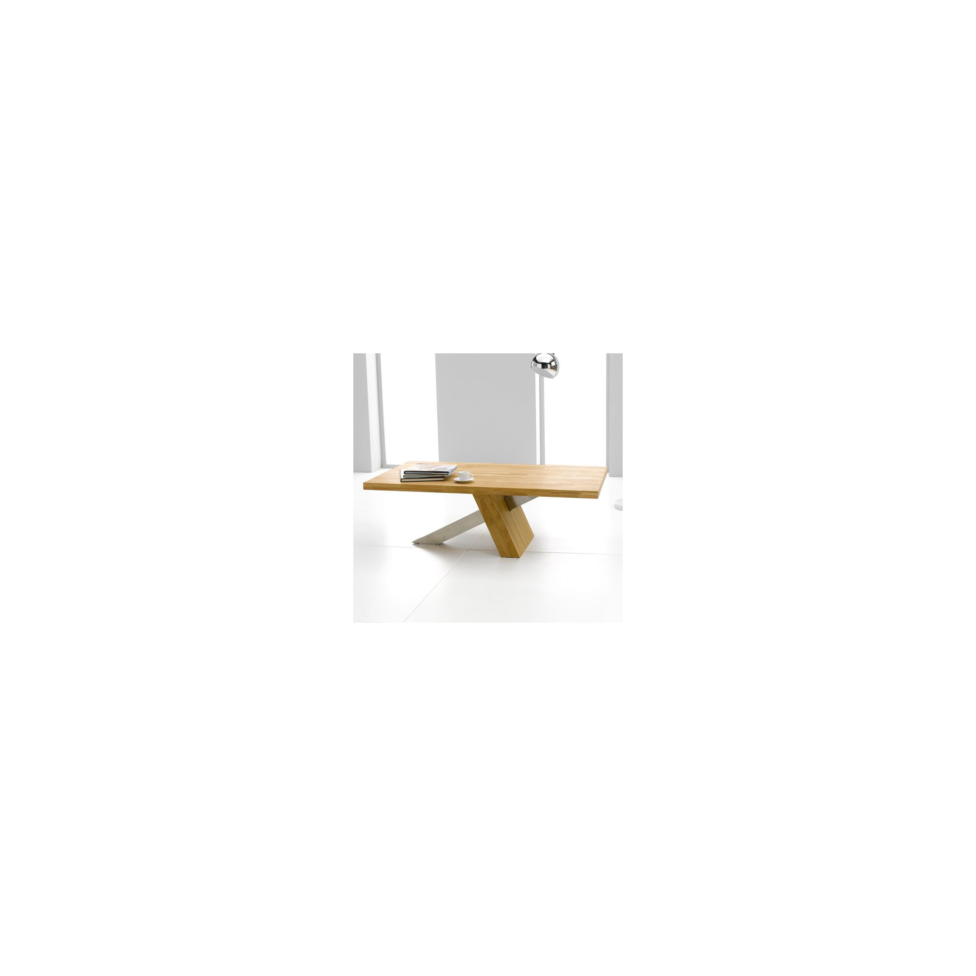 Mark Harris Furniture Montana Coffee Table in Solid Oak at Tesco Direct