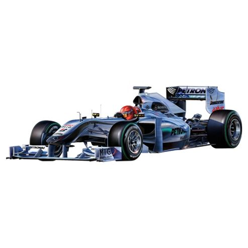 Revell Model Set Mercedes Benz M Schumacher
