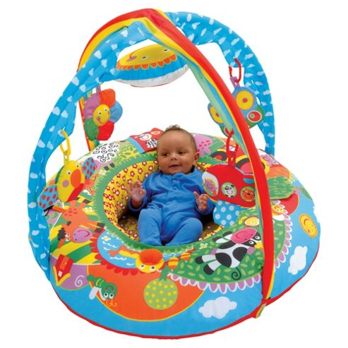 New Galt Playnest Farm Baby Activity Play Gym