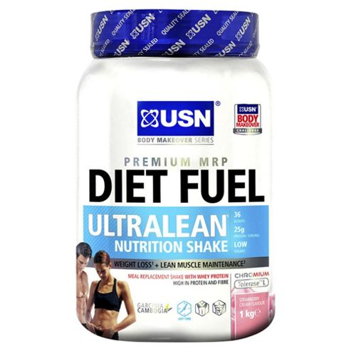 USN Diet Fuel Strawberry 1kg
