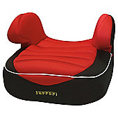 Dream Ferrari Car Booster Seat, Red