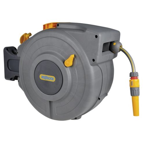 Hozelock Auto Reel with Hose, 20m