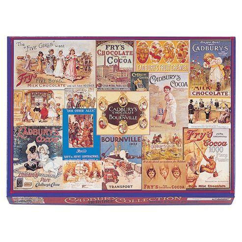 Games Cadbury Heritage 1000 Pieces Jigsaw Puzzle
