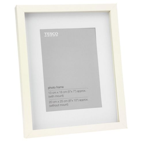 Tesco Cream Frame 8