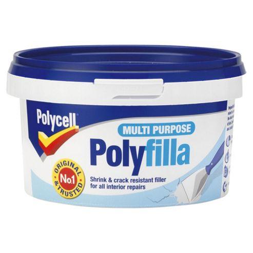 Polycell Polyfilla Tub 600g