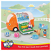 WOW Toys Toy Casey Camper Van