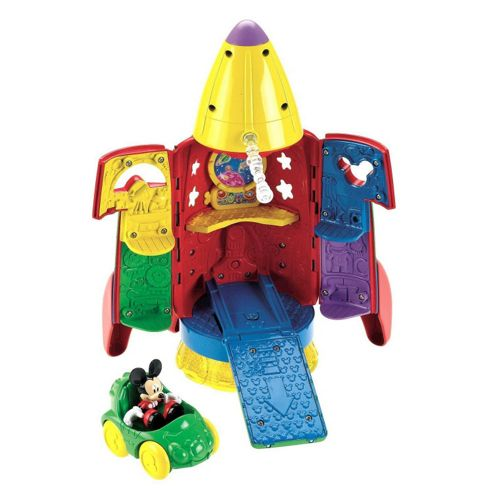 Mickey Mouse Space Rocket Mickey
