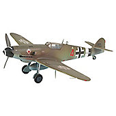 Revell Messerschmitt Bf-109 1:72 Scale Model with Paints