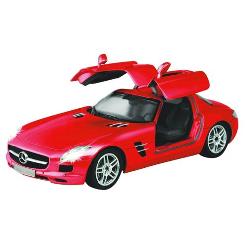 MeRC Toyedes Benz SLS AMG Red 1:16 RC Toy Car