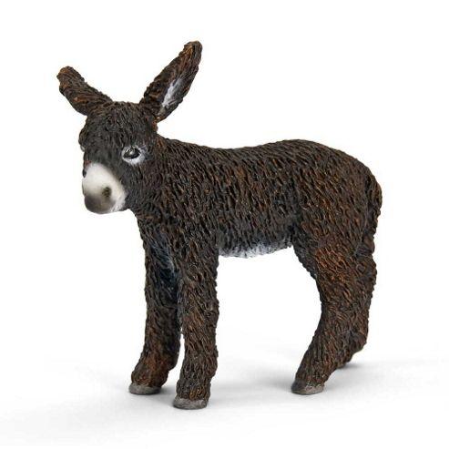 Schleich Poitou Donkey Foal
