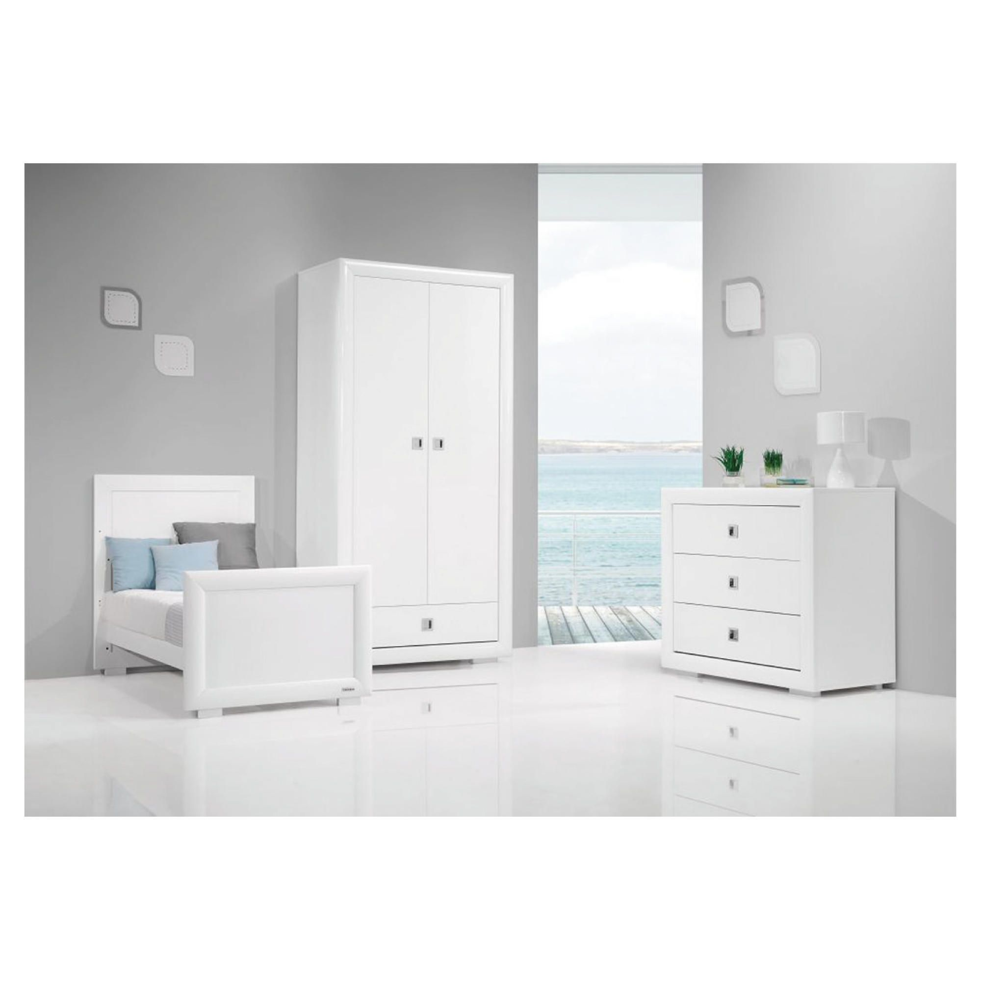 Bebecar series white art 3 piece roomset at Tescos Direct