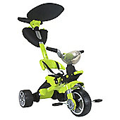 Injusa Bios Convertible Trike Green