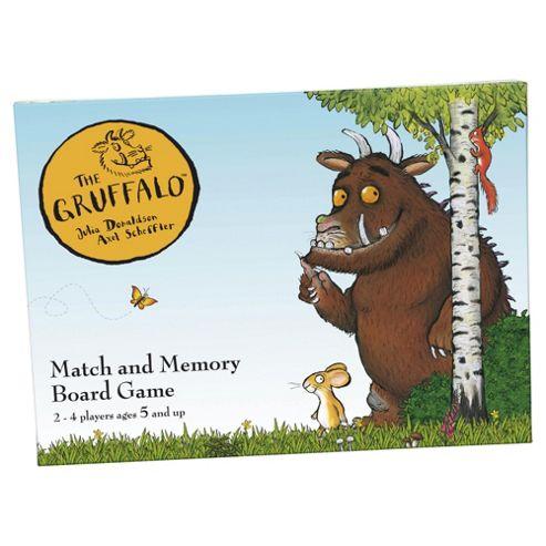 Gruffalo Memory Board Game