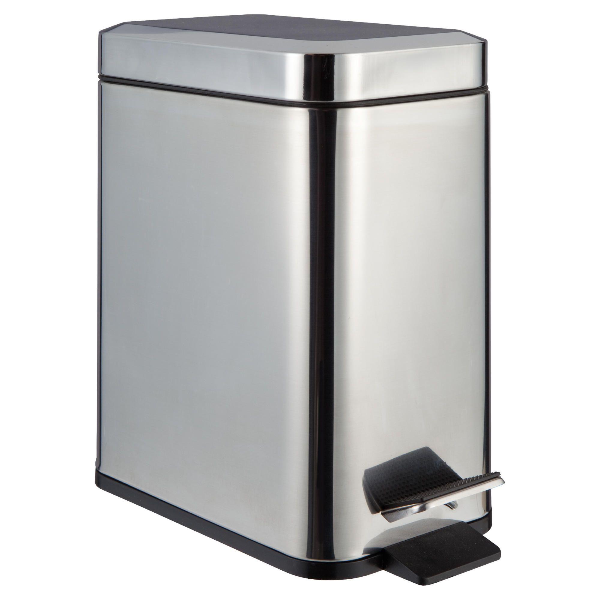 Myshop - Slimline waste bin ...