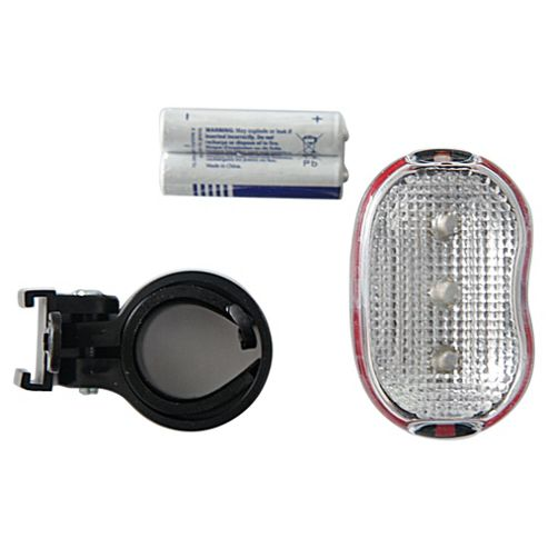 Activequipment 3-Function LED Front Bike Light