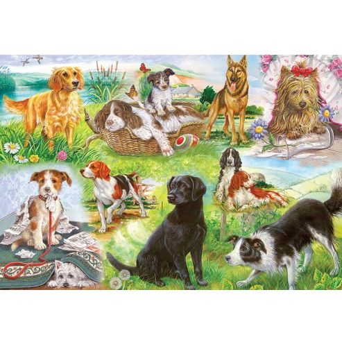 Wagging Tails 500 Piece