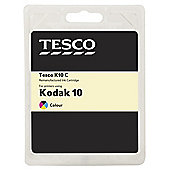 Tesco K10C Printer Ink Cartridge - Tri-colour (Compatible with printers using Kodak 10C Ink Cartridge)