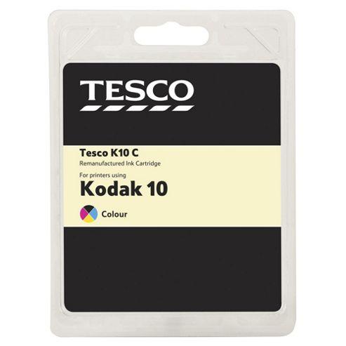 Tesco K10C Printer Ink Cartridge - Tri-Colour