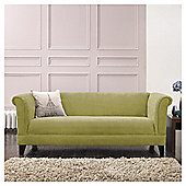 Millie Large Fabric Sofa Pistachio