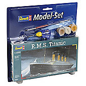 Revell R.M.S Titanic 1:1200 Scale Model Set