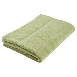 Finest Pima Bath Sheet Sage