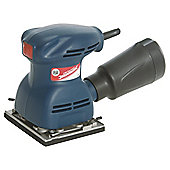 Silverline Palm Sander 1/4 Sheet 200w
