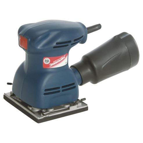 Silverline Palm Sander 1/4 Sheet 220w