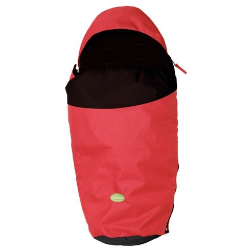 Quick Smart Footmuff Red