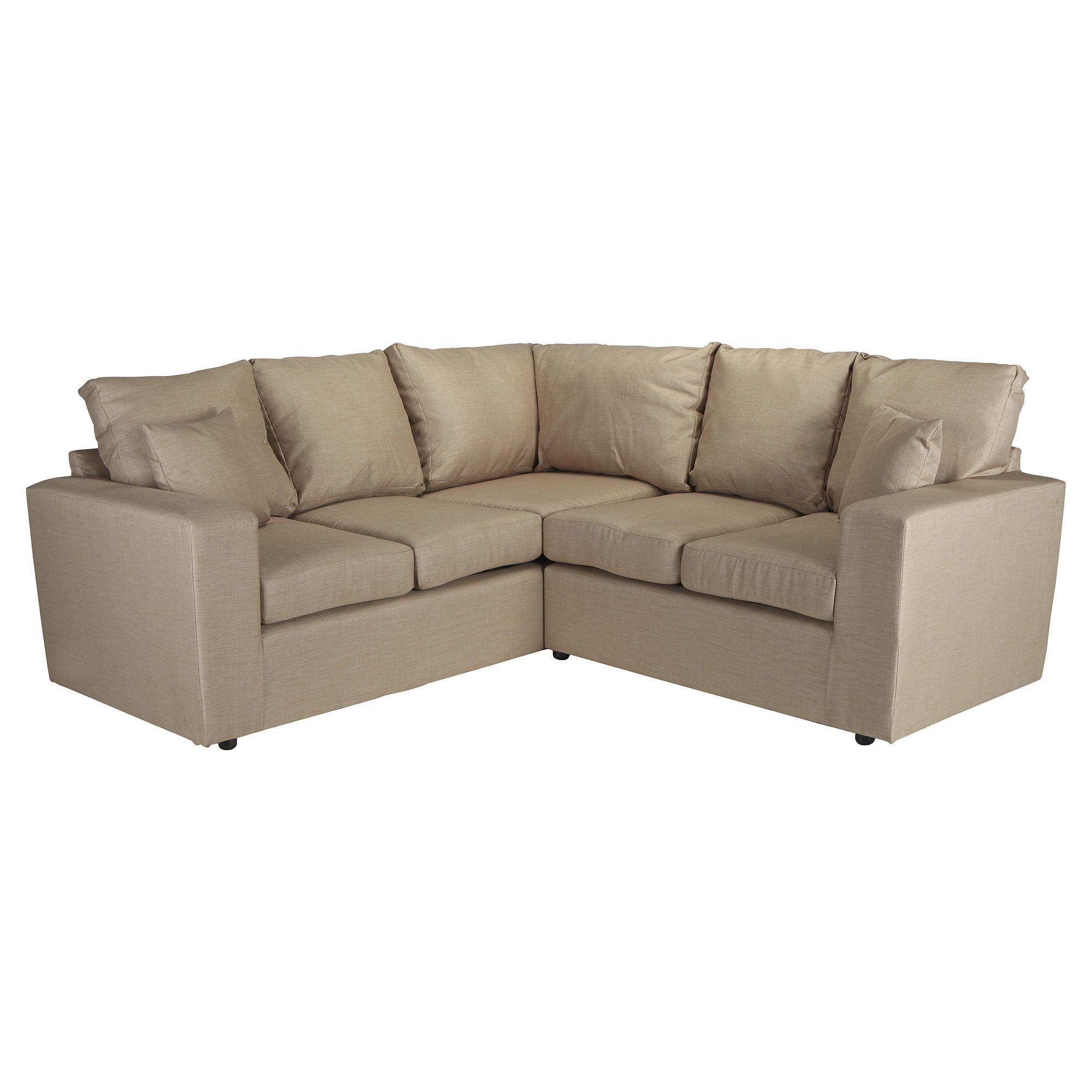 Home and garden furniture chester fabric small sofa for Sofa bed tesco