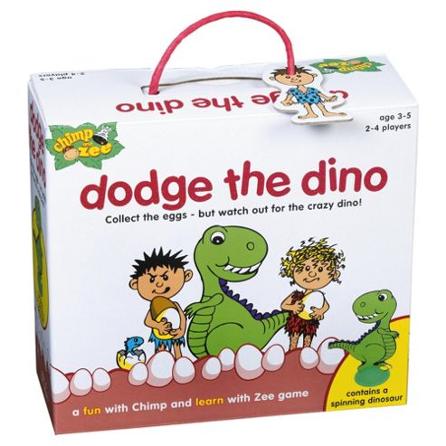 Chimp and Zee Dodge the Dino Game