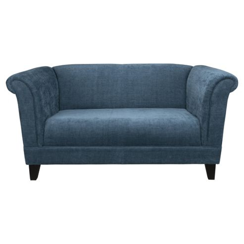 Millie Small 2 seater  Fabric Sofa Teal
