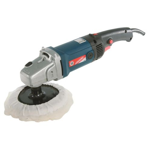 Silverline Sander Polisher 180mm 1200w