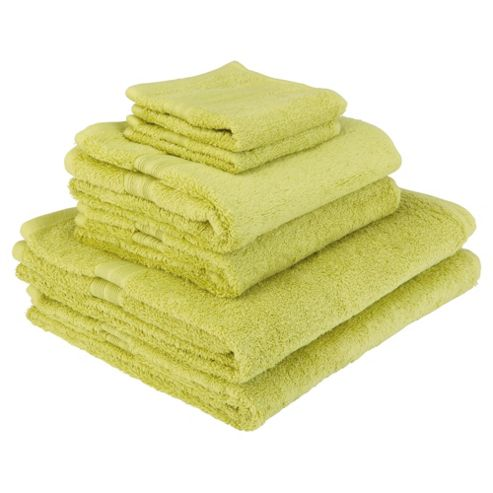 Tesco Towel Bale Lime