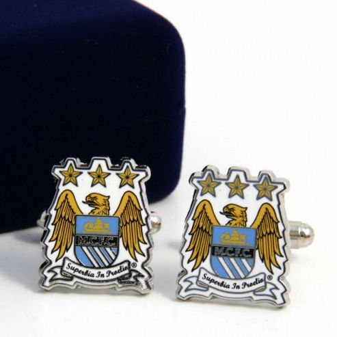 Manchester City FC Cuffinks