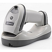 Motorola LI4278 Cordless Bluetooth Bar Code Scanner with USB Cable and Cradle (White)