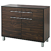 Tribeca Sideboard, Walnut-Effect