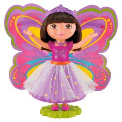 Dora Magical Fairy Dora Doll