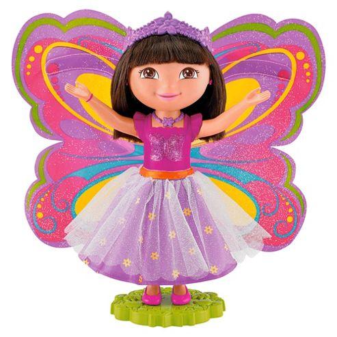 Dora Magical Fairy Dora Doll