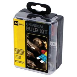 AA Car Essential Compact Bulb Kit Universal
