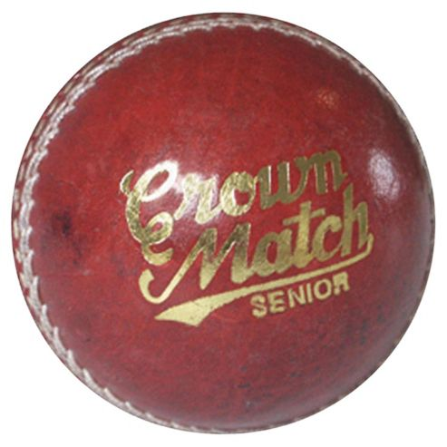 Gunn and Moore Crown Match Leather Cricket Ball